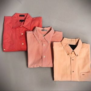 Trio of Casual Shirts